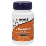 L-Carnitine, 30 kasuli