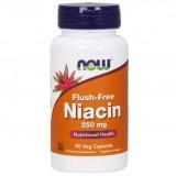 Niacin 250mg, 90 kapsuli