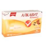 Alkavit Vitamin E 100mg, 30 tableti za dzvakanje