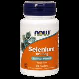 Selenium 100mcg, 100 tableti