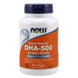 DHA 500mg, 90 kapsuli