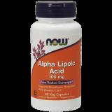 Alpha Lipoic Acid 100mg, 60 kapsuli