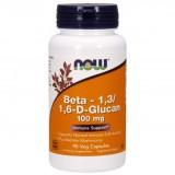 Beta 1,3/1,6 D-Glucan 100mg, 90 kapsuli
