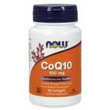 CoQ10 + Vit E 100mg, 50 kapsuli