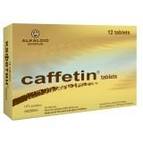 Caffetin, 12 tableti
