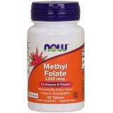 Methyl Folate 1000mcg, 90 tableti