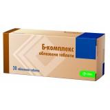 B Complex, 30 oblozeni tableti