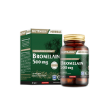 Bromelain, 60 tableti