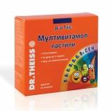 Dr.Theiss Multivitamol Pastili, 50g
