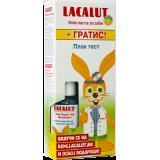 Lacalut kids 4-8 so gratis plak test, 50ml