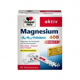 Magnesium Aktiv 400mg, 20 kesi za direktna upotreba