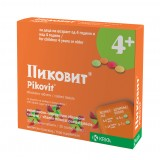 Pikovit 4+, 30 oblozeni tableti