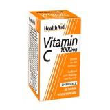 Vitamin C 1000mg, 30 tableti za dzvakanje